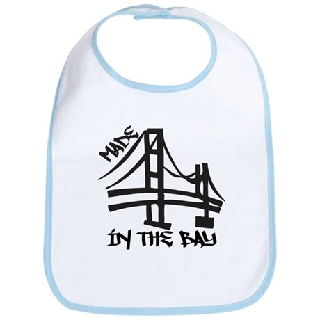 Made in the Bay Bib