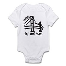Made in the Bay Infant Bodysuit