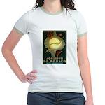 Aquarium De Monaco Fish Jr. Ringer T-Shirt