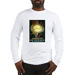 Aquarium De Monaco Fish Long Sleeve T-Shirt