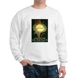 Aquarium De Monaco Fish Sweatshirt