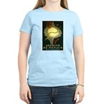 Aquarium De Monaco Fish Women's Light T-Shirt
