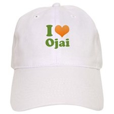 I Heart Ojai Cap
