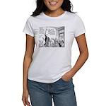 Humorous Political Science Women's T-Shirt