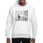 Humorous Political Science Hooded Sweatshirt