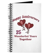 Thirty fifth anniversary Journal
