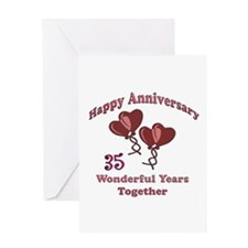 two hearts 35 Greeting Cards