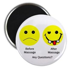 "Any Questions 2.25"" Magnet (100 pack)"