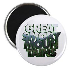 "Great Smoky Mountains 2.25"" Magnet (100 pack)"