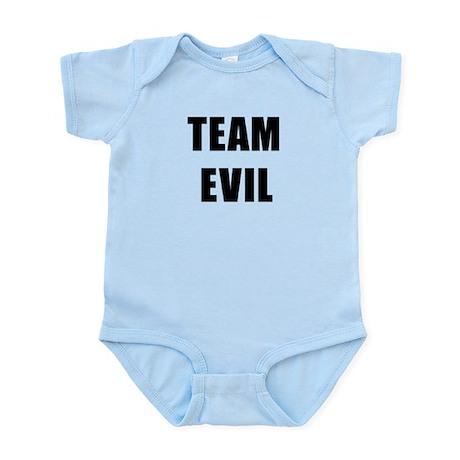 TEAM EVIL Infant Bodysuit