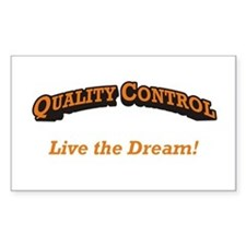 Quality Control / Dream Decal