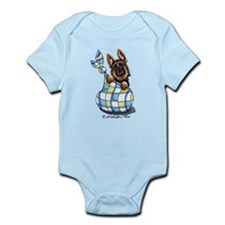 Baby German Shepherd Onesie