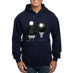 Tumbler Baldhead Pigeon Hoodie (dark)