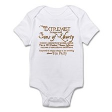 Dangerous Extremist! Infant Bodysuit