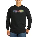 ASLstuff Logo Long Sleeve Dark T-Shirt