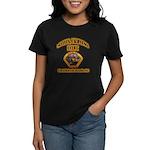 Needles California Police Women's Dark T-Shirt