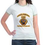 Needles California Police Jr. Ringer T-Shirt