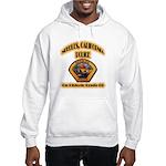 Needles California Police Hooded Sweatshirt