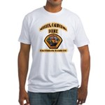 Needles California Police Fitted T-Shirt