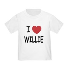 I heart Willie T
