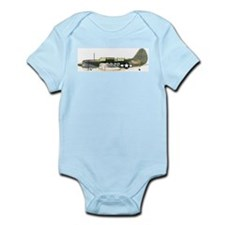 Curtiss Helldiver Infant Creeper