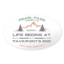 Pearl Pass Decal