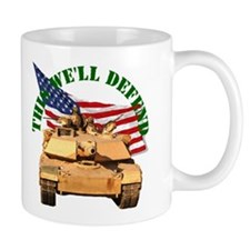 This We'll Defend Coffee Mug