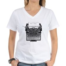 Vintage Typewriter Shirt