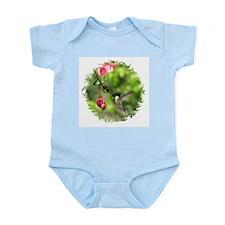 Black-chinned HB Infant Bodysuit