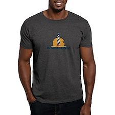 Ocracoke Island - Lighthouse Design T-Shirt