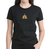 Ocracoke Island - Lighthouse Design Tee