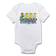 Asperger's Syndrome Ugly Duck Infant Bodysuit