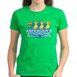 Asperger's Syndrome Ugly Duck Tee