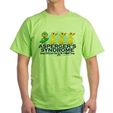 Asperger's Syndrome Ugly Duck T-Shirt