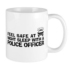 Funny Police Officer Mug