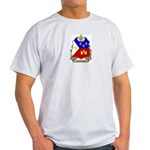 Proud Cajun Ash Grey T-Shirt