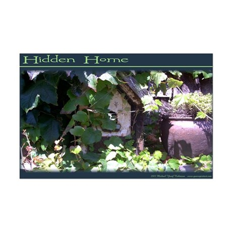 Hidden Home Mini Poster Print