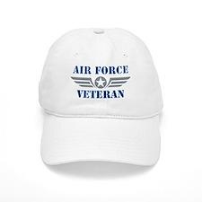 Air Force Veteran Baseball Cap