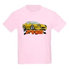 Yellow RS Camaro T-Shirt