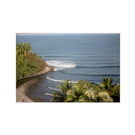 Honoli'i Beach Rectangle Magnet