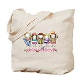 Girls' Weekend - Tote Bag