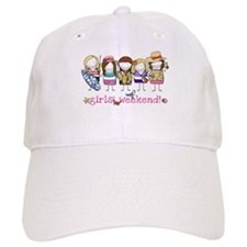 Girls' Weekend - Baseball Cap