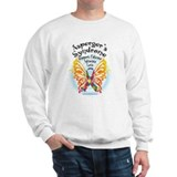 Asperger's Syndrome Butterfly Sweatshirt
