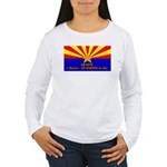 SB1070 Women's Long Sleeve T-Shirt