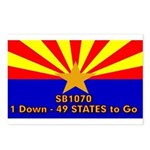 SB1070 Postcards (Package of 8)