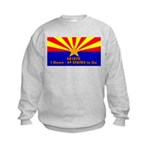 SB1070 Kids Sweatshirt