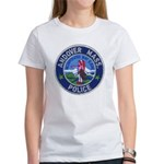 Andover Massachusetts Police Women's T-Shirt