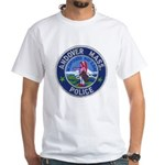 Andover Massachusetts Police White T-Shirt