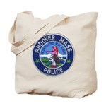Andover Massachusetts Police Tote Bag