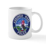Andover Massachusetts Police Mug